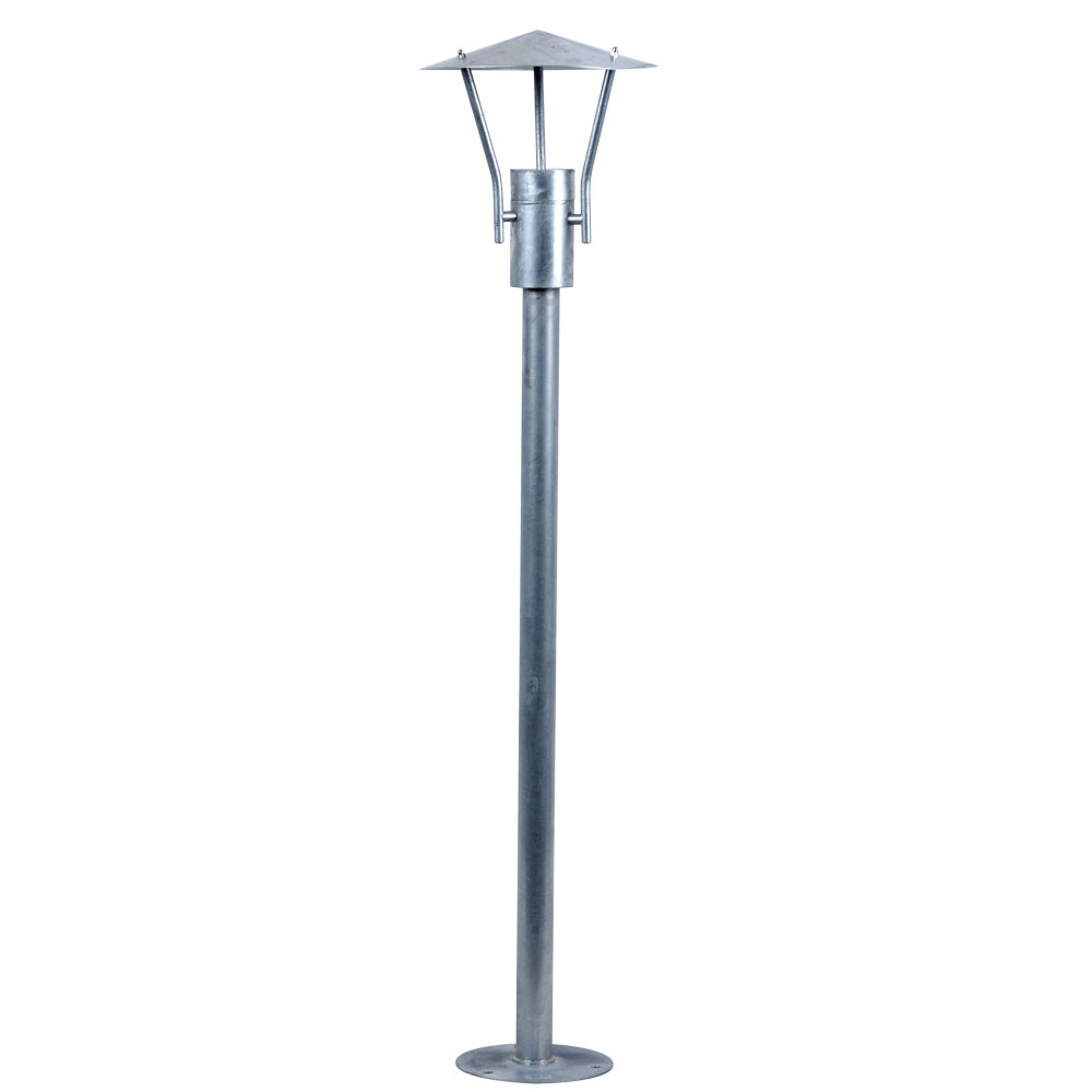 lampadaire ext rieur luminaire acier inox clairage lumi re jardin nordlux donau ebay. Black Bedroom Furniture Sets. Home Design Ideas