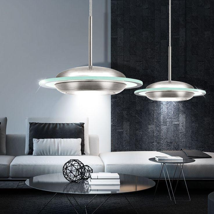 Suspension plafonnier luminaire LED 7,14 watt lumière plafond éclairage EGLO 90807 BOOTES – Bild 7