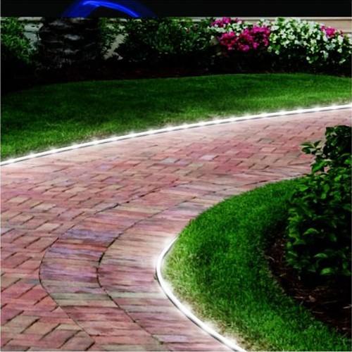 LED Solar Lichterschlauch für Ihren Außenbereich – Bild 2