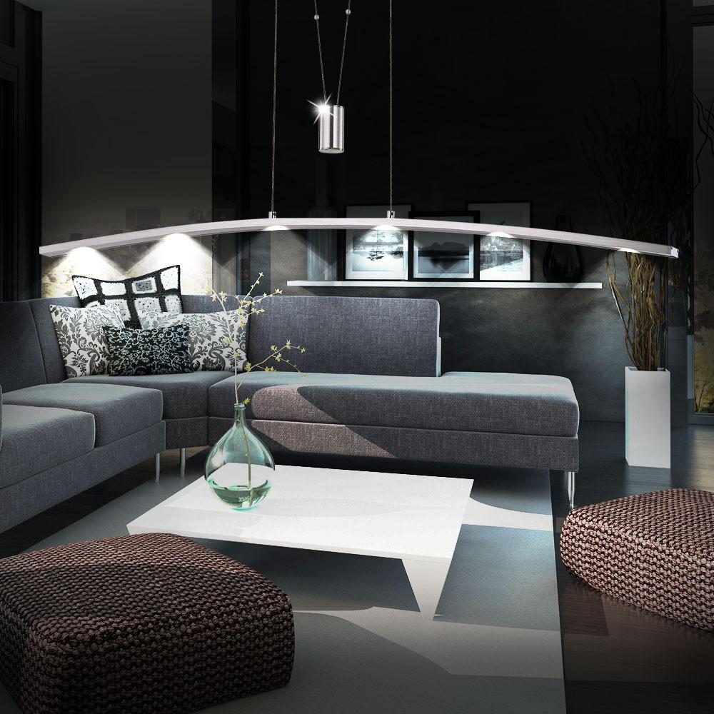 Zugpendel Decken Hänge Leuchte Lampe 30W LED LxBxH 905x50x1500mm ...