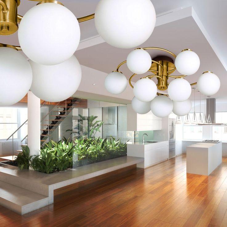Elegante Innenraumbeleuchtung inkl. LED-Leuchtmittel – Bild 5