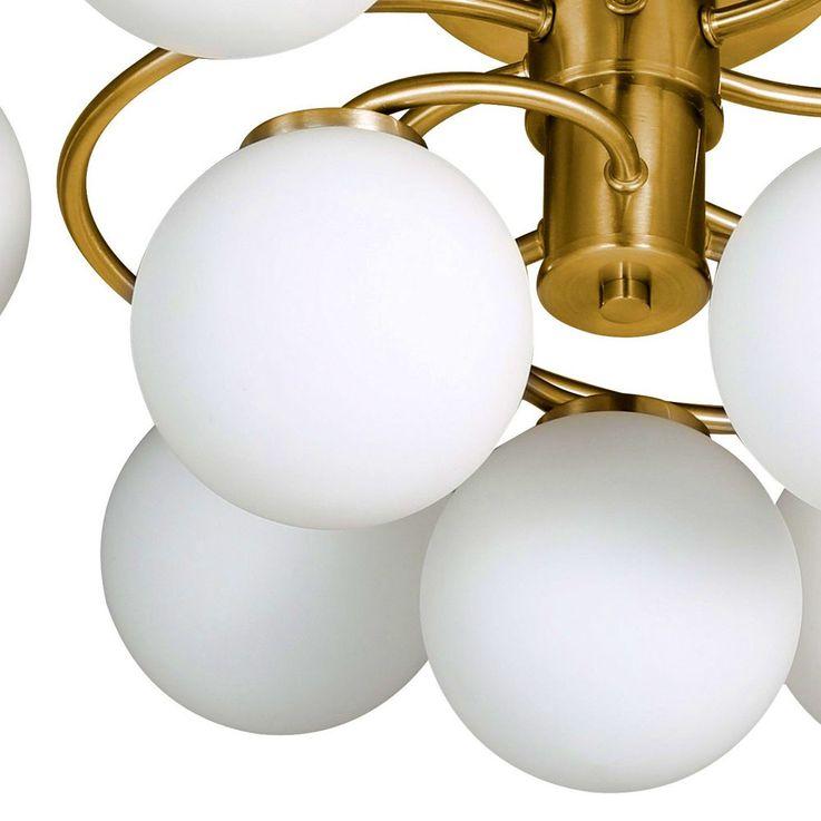 Elegante Innenraumbeleuchtung inkl. LED-Leuchtmittel – Bild 6