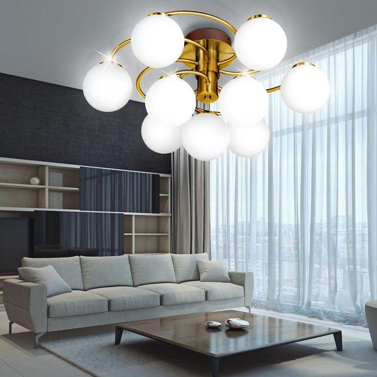 Elegante Innenraumbeleuchtung inkl. LED-Leuchtmittel – Bild 3