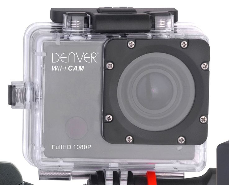 Full HD Action Cam WIFI Video Foto Bild wasserdicht Fernbedienung Denver ACT-8030W – Bild 3