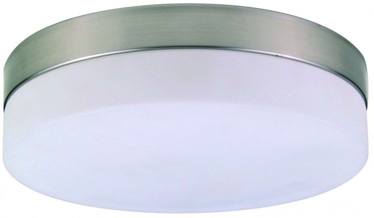 Elegant ceiling lamp in nickel matt - Globo OPAL 48402 – Bild 1