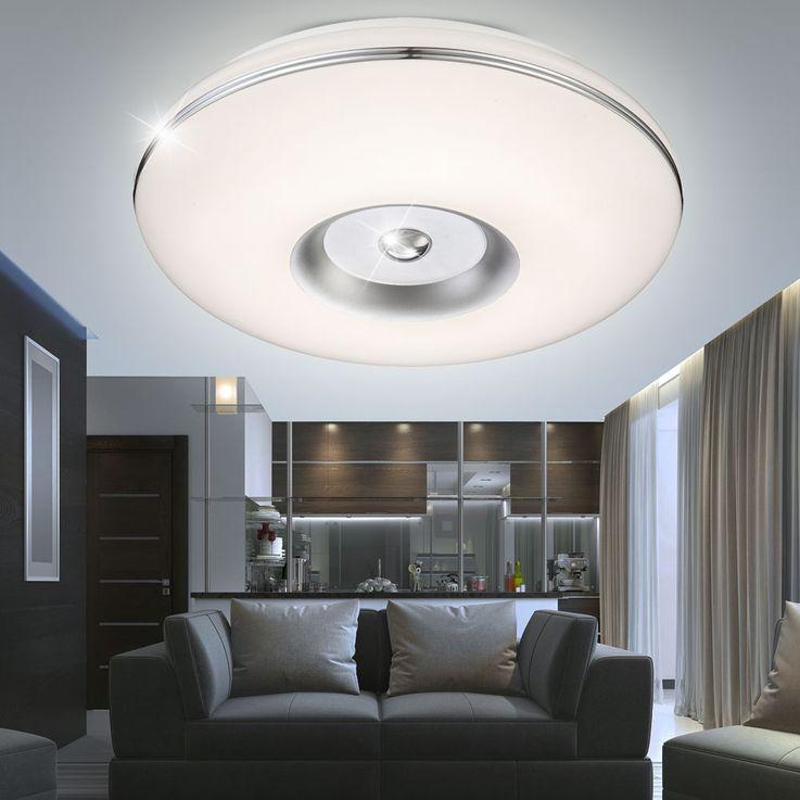 Design 30W LED Diele Deckenleuchte Acryl BOMBA – Bild 3