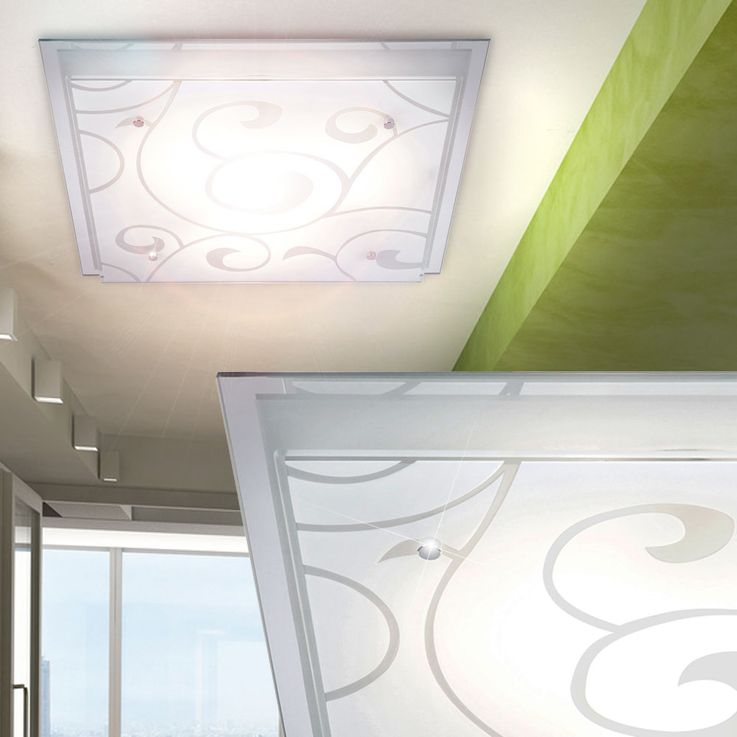 Elegant ceiling lamp for your interior – Bild 9