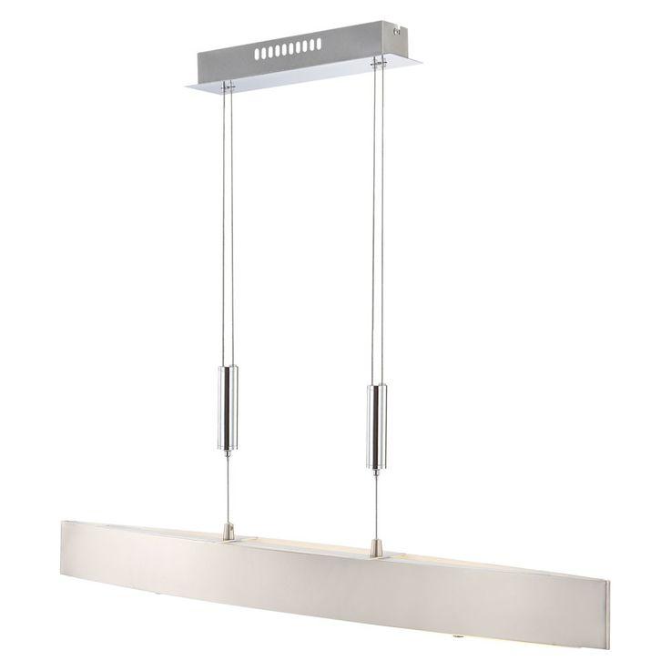 LED 18 Watt Pendel Hänge Leuchte Schlafzimmer Decken Strahler höhenverstellbar Globo 67802H – Bild 7