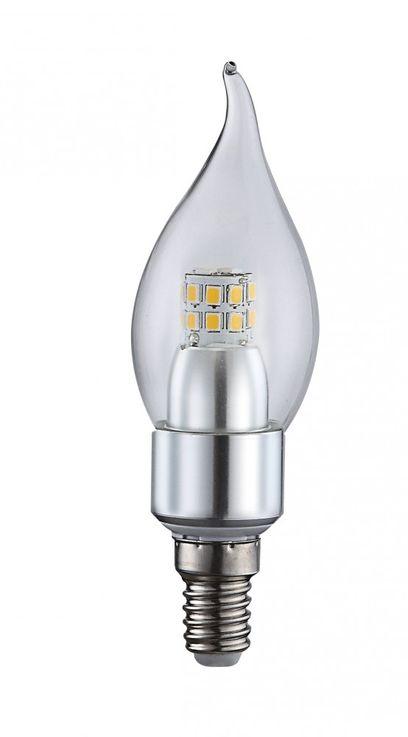 4 Watt starkes LED Leuchtmittel mit E14 Sockel – Bild 1
