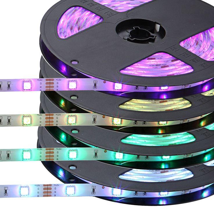 LED-Band aus Kunststoff - Globo CASSANDRA 38999 – Bild 13