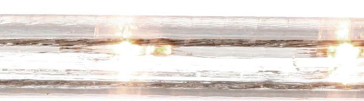 Lichterschlauch Weiß Dekoration Innen- und Außenbereich – Bild 4