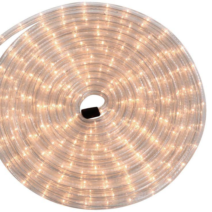 Lichterschlauch Weiß Dekoration Innen- und Außenbereich – Bild 6