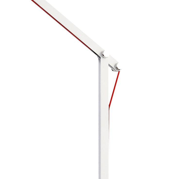 LED Stand lamp Stand Bevel Spotlight Sleep Guest Room Reading Lamp adjustable  Globo 24126S – Bild 5