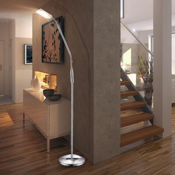 Lampadaire DEL avec un bras flexible pour l'espace intérieur – Bild 3