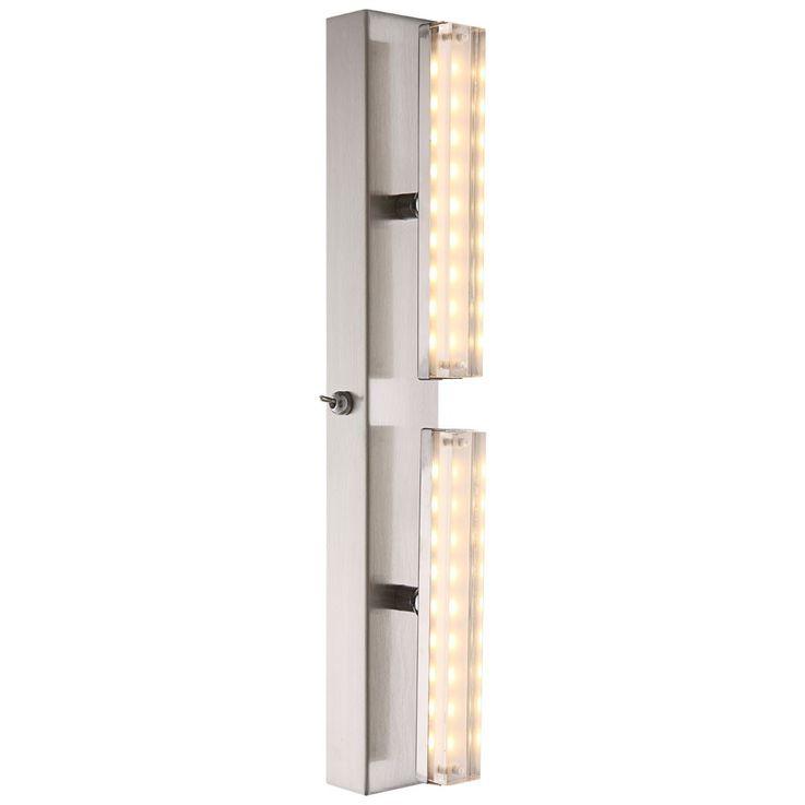 Applique DEL 6 watt luminaire mural lampe spots mobiles éclairage salle de bains – Bild 4