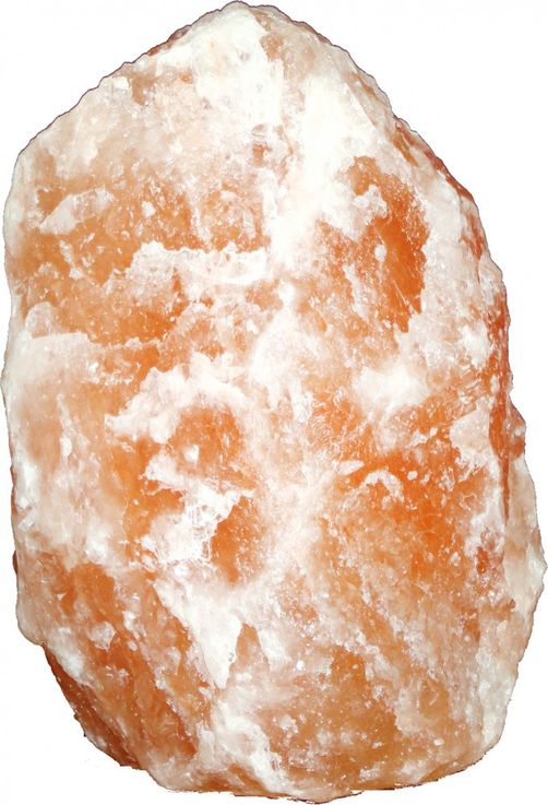 Elegant table lamp, salt crystal stone - Globo STONE 28300 – Bild 1