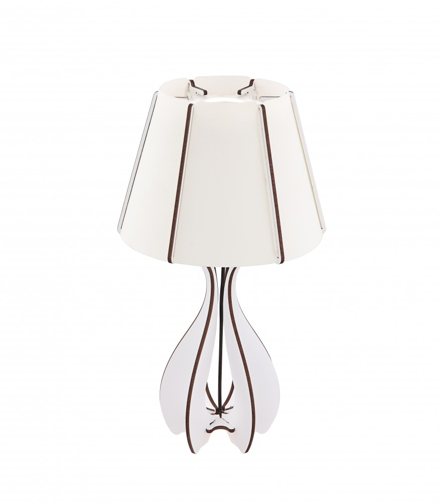 Vornehme LED Schlafzimmer Tischleuchte LIGNANO Lampen & Möbel ...
