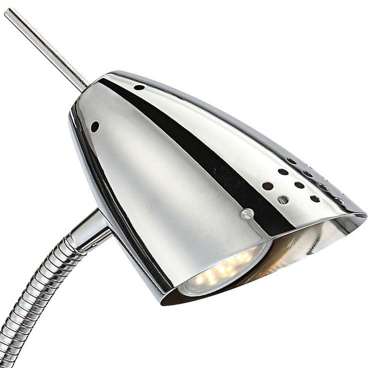 Lampe de table DEL luminaire bureau lecture cabinet travail éclairage LED bras flexible interrupteur – Bild 3