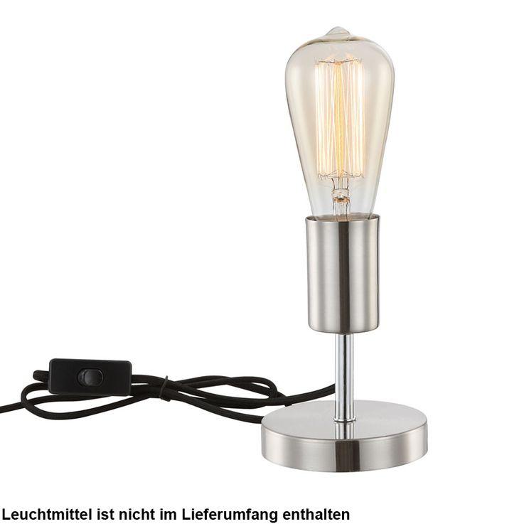 Design writing table night lamp study Office light switch chrome IP20 Globo T11 – Bild 1