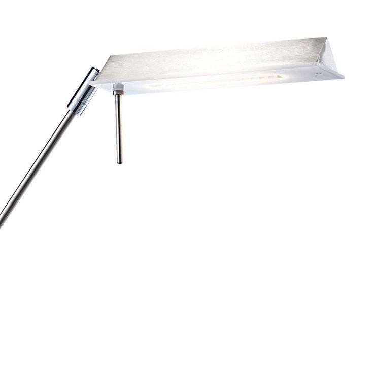 7 watt LED Tisch lamp stand lighting switch movable Globo 56195 T – Bild 3