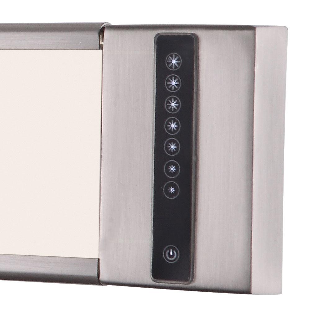 luxus led wand lampe schlaf zimmer leuchte touch dimmer spiegel bad beleuchtung ebay. Black Bedroom Furniture Sets. Home Design Ideas