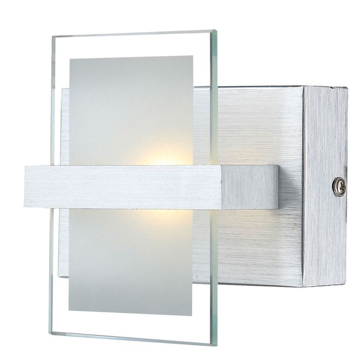 LED wall lamp made of aluminum for your living room ENISA – Bild 1