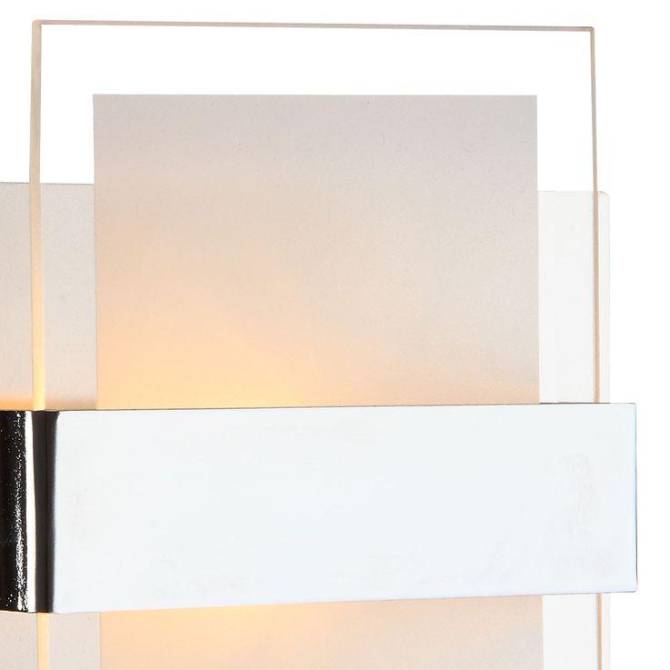 Une applique moderne en métal et verre pour votre espace intérieur – Bild 3