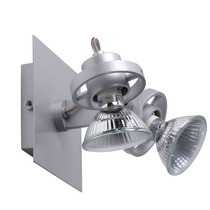 Wall Lamp Spotlight Sleep Guest Room Night Light Spot Lamp Swivel  Brilliant G29912 / 14 – Bild 1