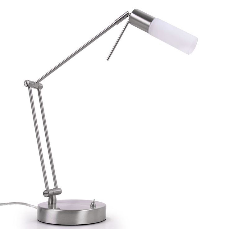 Design table lamp glass spot mobile opal lighting Leuchten Direkt 11685-55 – Bild 1