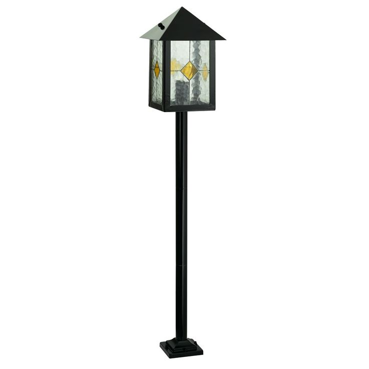 Get lamp outdoor lighting steel glass Tiffanitechnik decor Eglo LibertÁ  22439 – Bild 1