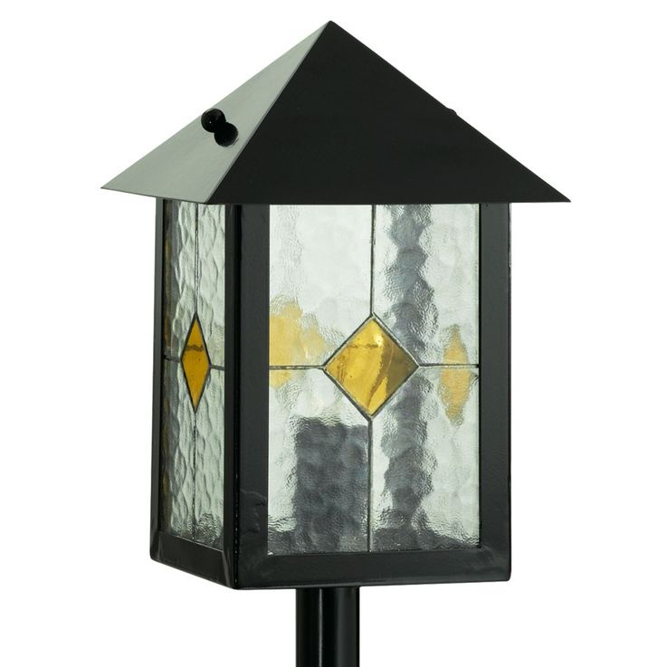 Get lamp outdoor lighting steel glass Tiffanitechnik decor Eglo LibertÁ  22439 – Bild 8
