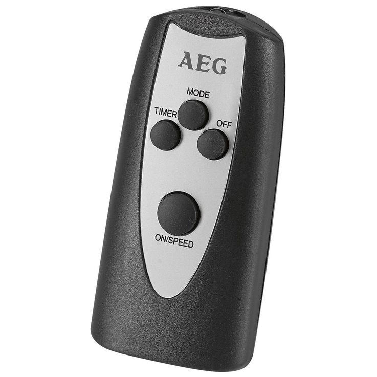 Stand fan air cooling household adjustable wind machine modern AEG VL 5668 S – Bild 3