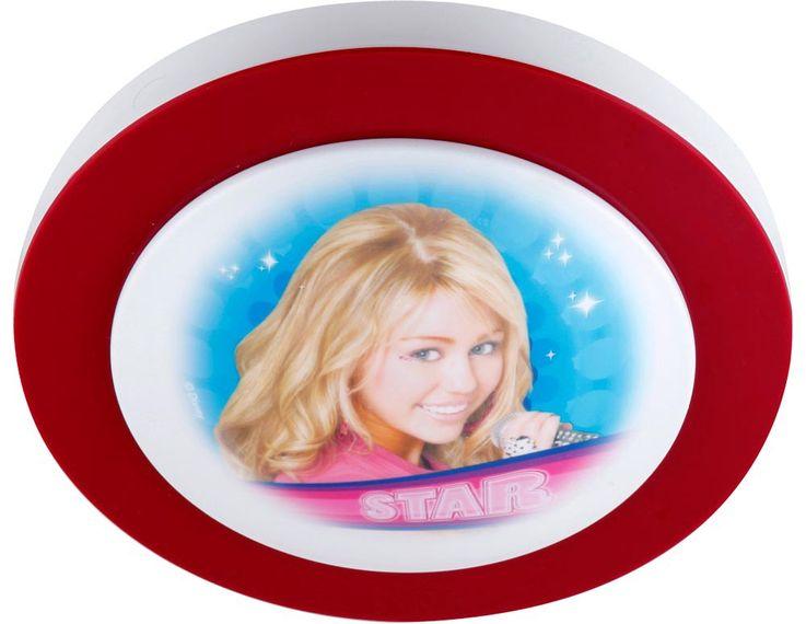 Kids game room ceiling light Hannah Montana lamp Lantern Globo 662363 – Bild 1
