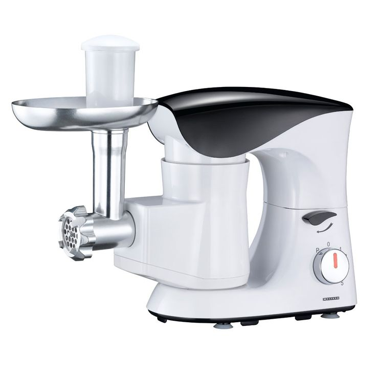 600 Watt Food Processor Meat Grinder Pastries Quirle Blender  Melissa 16170015 – Bild 6