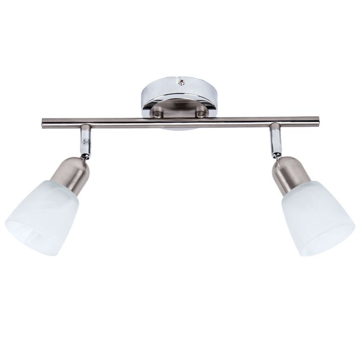 Plafonnier applique luminaire spots mobiles éclairage couloir salle de séjour chambre – Bild 1