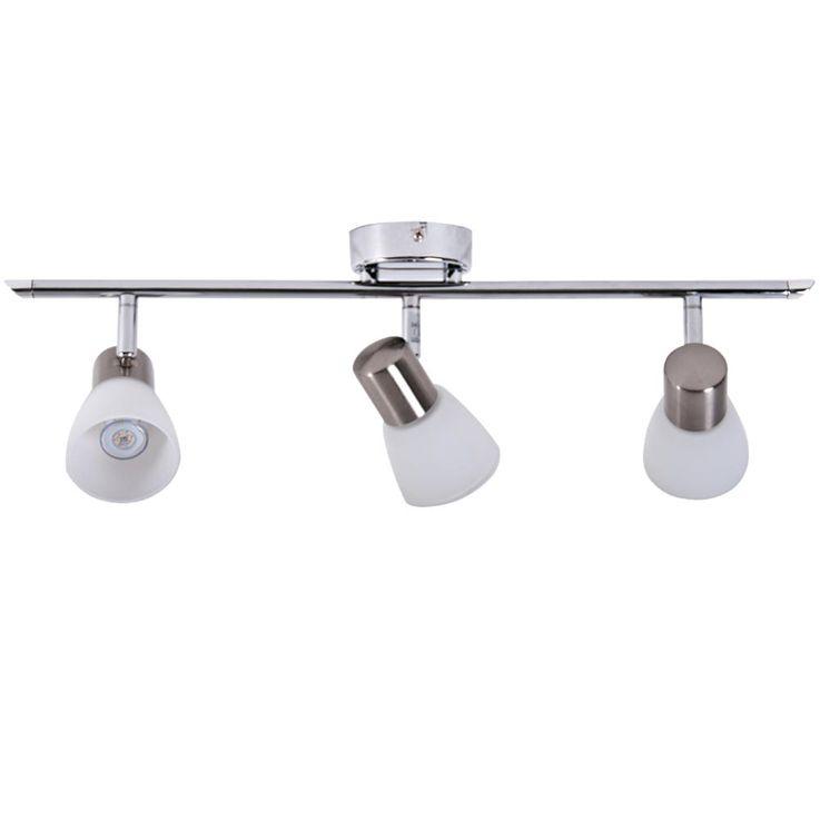 LED 9 Watt Decken Strahler Beleuchtung drehbar Spots Brilliant JANNA G46116/77 – Bild 1