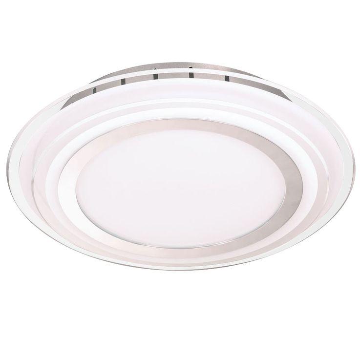 Lampe de plafond design LED Chrome Glass Guestroom Spotlight Lampe de plancher EEK A + WOFI 9276.01.01.0300 – Bild 1
