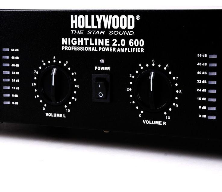3000W PA Party Musikanlage Boxen Verstärker Lautsprecher Mikrofon DJ-Beststyle 3 – Bild 4