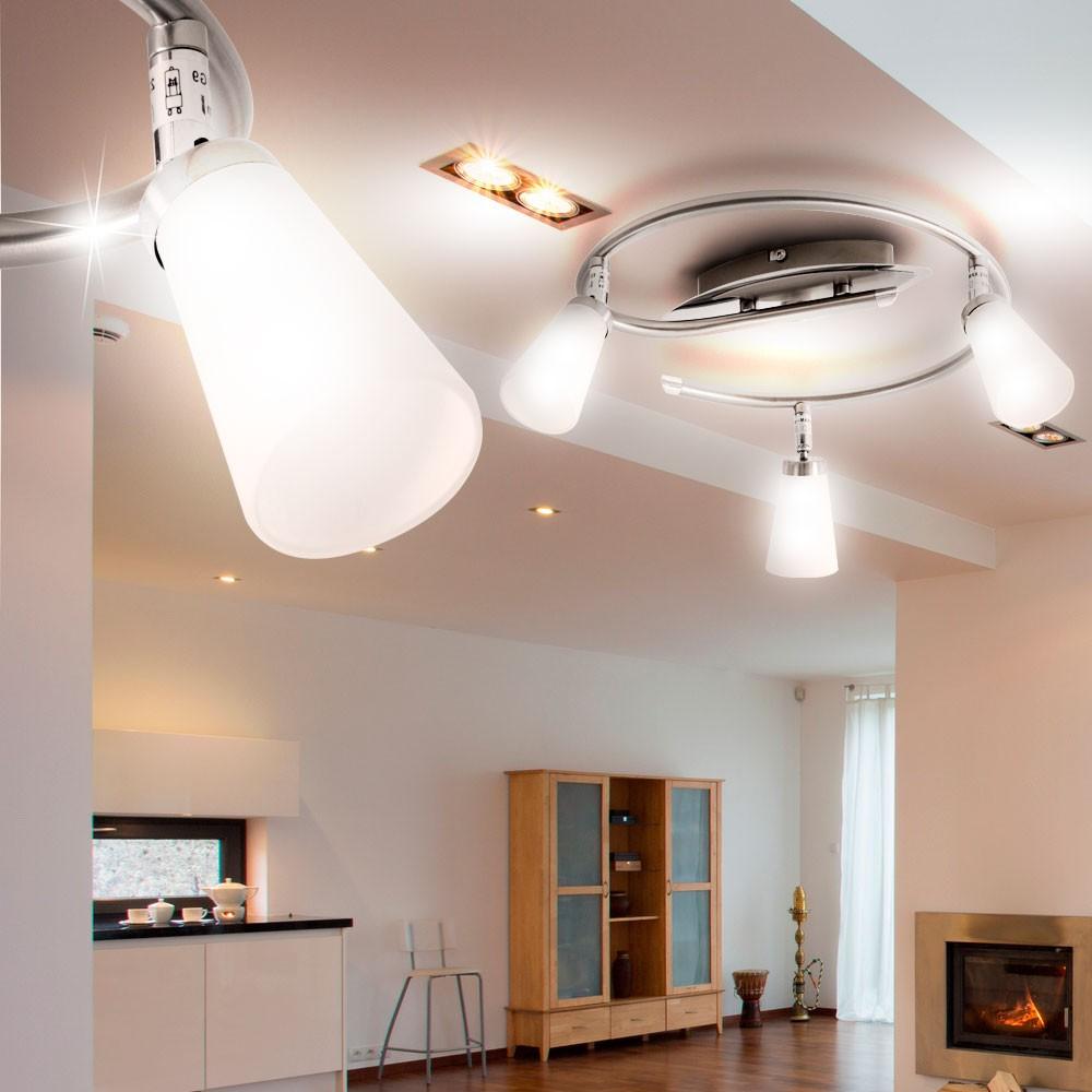 deckenleuchte ph nix mit 3 strahlern inkl leuchtmittel lampen m bel innenleuchten. Black Bedroom Furniture Sets. Home Design Ideas