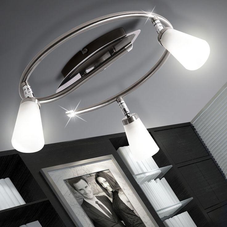 Spotlight lamp cover lamp spot mobile incl Philips bulbs Esto Phönix 960001-3 – Bild 2