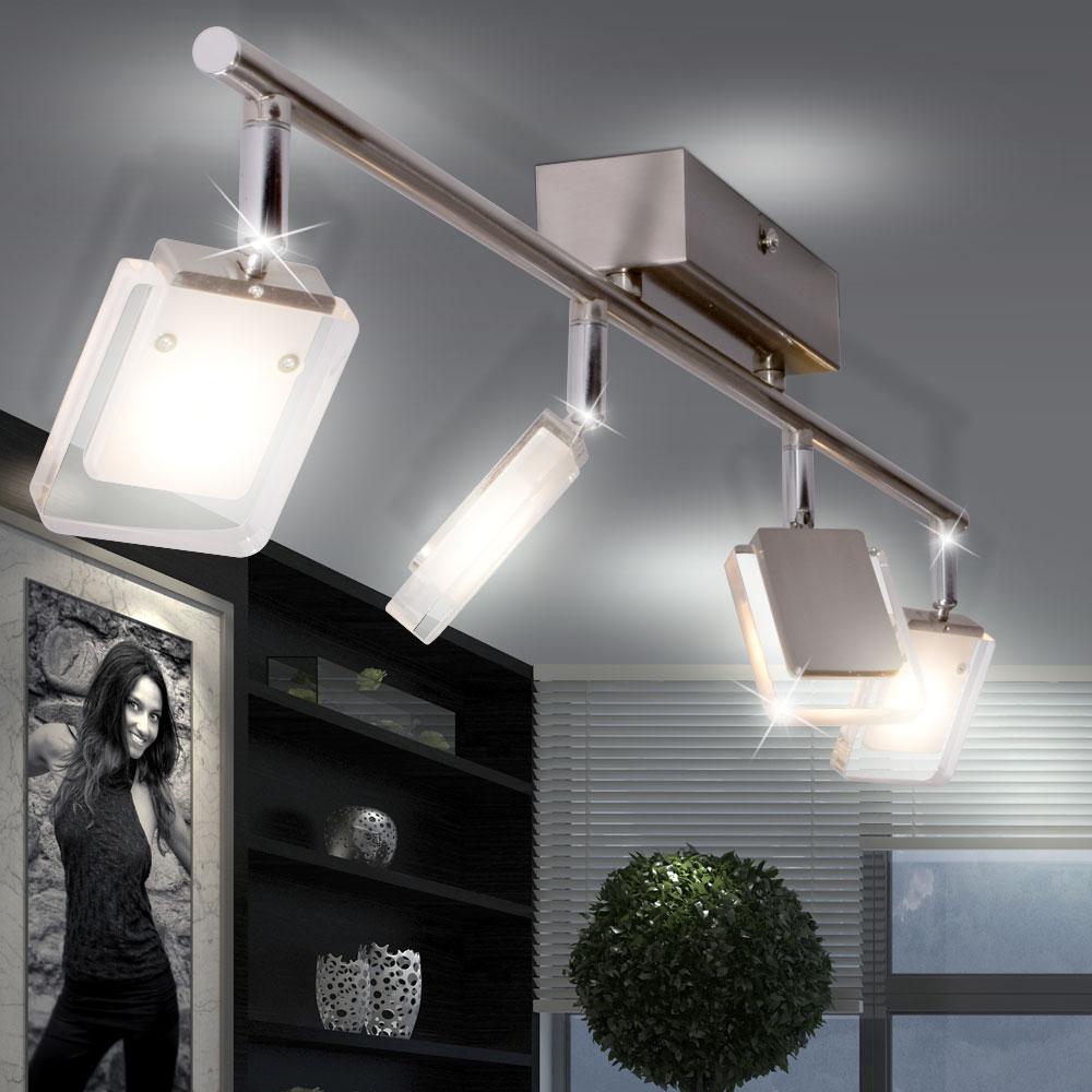 Lampe Plafond Salon Design design lampe led de plafond pour le salon vileta