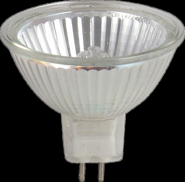 Agent lumineux halogène lampe ampoule argent éclairage GU5.3 35 watts 12V 350 lm – Bild 1