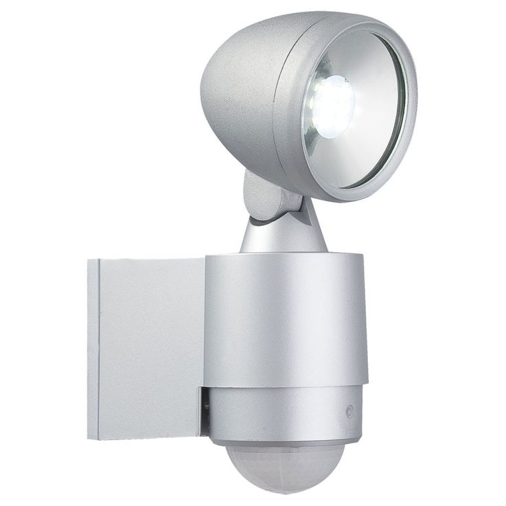 Design outdoor Wall lamp Samsung LED 3 watt swiveling sensor balcony lamp EEK 34105S A Globo – Bild 1