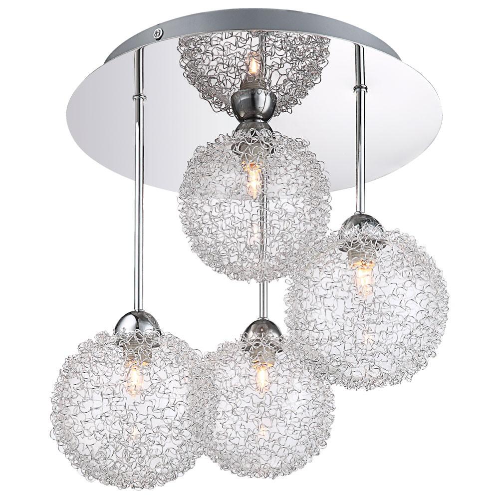 hochwertige decken h ngeleuchte mit glaskugeln new design lampen m bel innenleuchten. Black Bedroom Furniture Sets. Home Design Ideas