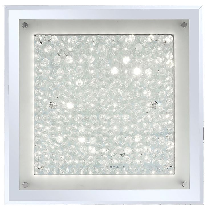 LED Deckenleuchte in chrom, Spiegelrand Globo LIANA 49302 – Bild 4