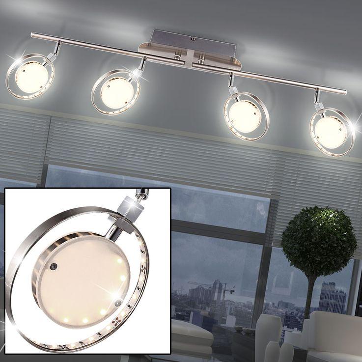 LED plafonnier avec des taches se déplaçant CATHERINE – Bild 2