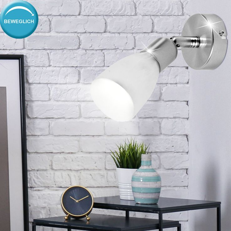 Wall lamp spot light chrome-plated movable spotlight  Brilliant JONATHAN G59310 / 13 – Bild 3