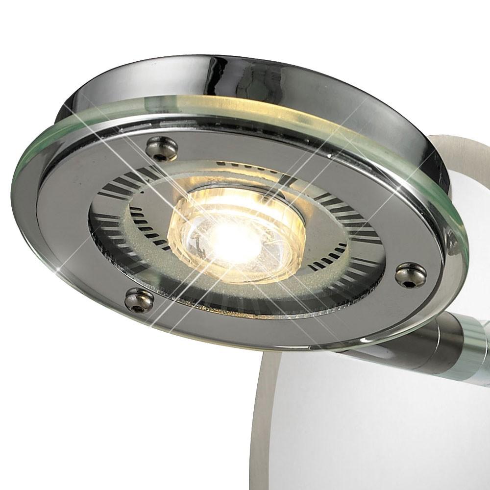 eleganter led wandstrahler f r den innenraum lampen m bel innenleuchten wandbeleuchtung. Black Bedroom Furniture Sets. Home Design Ideas