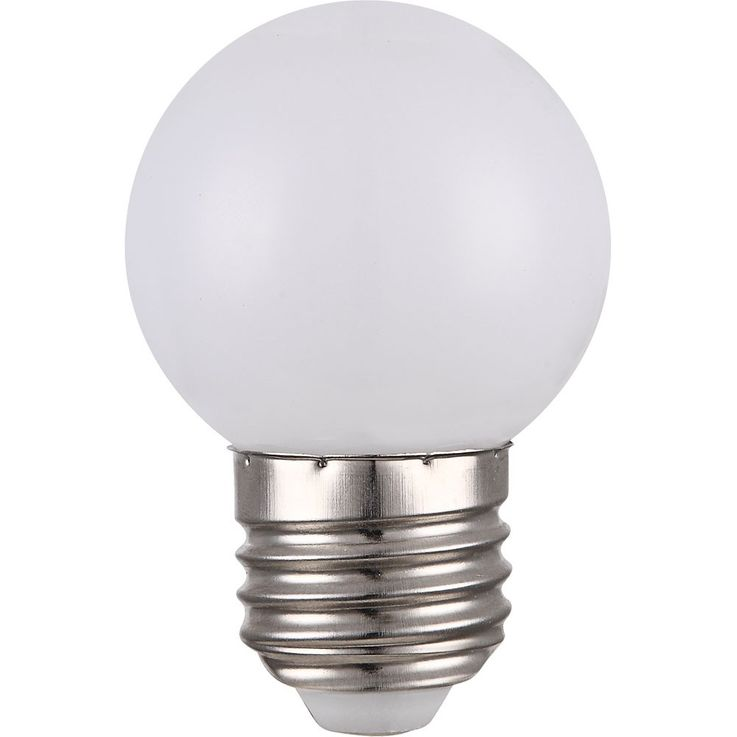4 watt LED bulb E27 light bulb lamp 350 lumen 3000 K EEK A + Globo 10699 – Bild 1