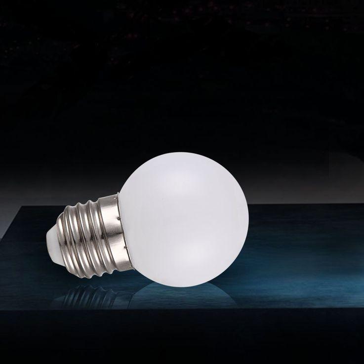 Agent lumineux DEL 4 Watts lampe ampoule E27 350 lumens 3000 kelvin LED boule – Bild 2
